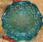 BLUE MOON AND STARS (?) LARGE HEAVY ASHTRAY
