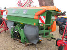 AMAZONE ZAM PROFIS HYDRO 2013 Weigh Cell Twin Disc Fertiliser spreader