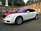 LARGER PHOTOS: 2004 BENTLEY CONTINENTAL GT 6.0L W12, 680BHP, TWIN TURBO, ONLY 45K, FSH,STUNNING