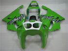 Fit For Kawasaki Ninja ZX7R 1996-2003 ZX-7R Green White Injection Fairing y050