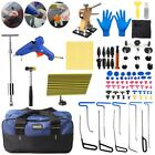 Paintless Dent Repair Removal Tools Kit Slide Hammer Glue Puller Glue Gun Stick