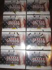 Factory Sealed 8 Box Lot - 2012 Panini Americana Heroes & Legends Cards