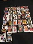 1973 Original Wacky Packages Fifth Series Complete Set Wacky Cards B
