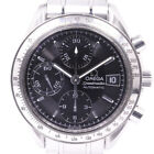 AUTHENTIC OMEGA 3513.50 Speedmaster Watches Silver/black StainleStainless ...