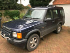 LARGER PHOTOS: 1999 Land Rover Discovery TD5 GS seven seater