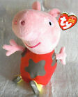 TY Original Beanie Babies Collection 2003 - Peppa Muddy Pig - tags