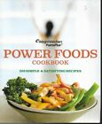 Power Foods Cookbook pb 2011 Weight Watchers Healthy eating diet Power Points