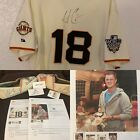 Matt Cain Autograph Jersey SF Giants MLB 1 1 Designed & Styled Shoes Toms Rare