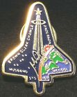 NASA Pin STS 107 SPACE SHUTTLE Columbia Mission Loss Memorial