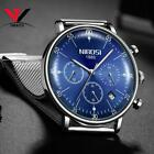 Uhren Herren Luxusmarke NIBOSI Wristwatch Men Luxury Brand Famous Dress Analog Q