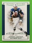 Here's Johnny! Top 10 Johnny Unitas Football Cards 14