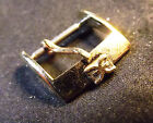 EBEL - RARE GOLD COLOR BUCKLE 14 mm - SWISS MADE