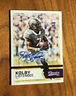 2016 Panini TCU Horned Frogs Collegiate Trading Cards 10