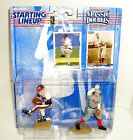CY YOUNG & GREGG MADDUX STARTING LINEUP WINNING PAIRS CLASSIC DOUBLES 1997