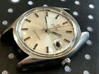 Vintage Omega Seamaster Mens Wristwatch Rare Case 565 stainless steel 24 Jewels
