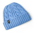 Gill Cable Knit Beanie 2019 - Light Blue