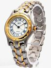 CITIZEN EF1344-52A,Ladies Bracelet,Stainless steel,Two tone,gold tone dial,WR