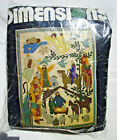 Dimensions Nativity Scene Needlepoint Kit 18 x 24