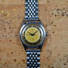 CERTINA DS SUPER AUTOMATIC 36MM MOON PATINA DIAL Cal 25-45 HF DOUBLE SECURITY