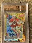 2018 Panini National Convention Fild Vip Autograph Steve Young BGS 9.5