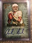 2012 Bowman Accolades Andrew Luck autograph rookie Auto (BACA-AL2) Colts