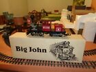 Hartland G Scale Big John Logging Engine 09600