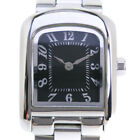 AUTHENTIC COACH W022A Watches Silver/black StainleStainless Steel Steel Wo...