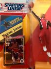 1992 STARTING LINEUP MICHAEL JORDAN - FIGURE, POSTER & CARD