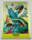 1988 Topps Dinosaurs Attack Trading Cards 16