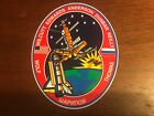 NASA VINTAGE STS 89 ENDEAVOUR MISSION CREW STICKER DECAL NEW