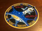 NASA VINTAGE STS 90 COLUMBIA MISSION CREW STICKER DECAL NEW