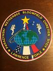 NASA STS 86 SPACE SHUTTLE ATLANTIS MISSION TO THE MIR SPACE STATION CREW DECAL