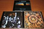 3CD set  THE CROSS - Shove It / Mad:Bad: And Dangerous To Know / Blue Rock