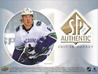 2017 18 Upper Deck UD SP Authentic Hockey Hobby 8 Box Inner CASE (Sealed) SPA
