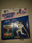 MLB Kenner Starting Lineup Pat Tabler Kansas City Royals 1989 Figure & Card New