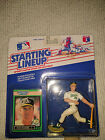 MLB Kenner Starting Lineup Mark McGwire Oakland Athletic 1989 Figure & Card New
