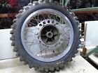 Husqvarna 250 WR HUSKY WR250 Rear Wheel Rim 1976 RB-108 WD