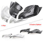 2x Chrome Inner Fairing Covers For Harley Electra Glide Classic FLHTC 1996-2013