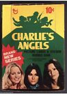 1977 CHARLIE'S ANGELS TOPPS Trading Cards Brand New 36 Pack Box SERIES 4