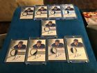 WILLIAM NYLANDER LOT THE CUP X15 AUTO PATCH Rookie Maple Leafs ICE BLACK DIAMOND