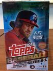 2016 Topps Baseball, Series 1 FACTORY SEALED Hobby Box Includes 1 Relic or Auto