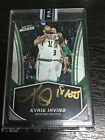 2017-18 Panini Instant Kyrie Irving Inscription 18 Asts Auto Autograph Green 10