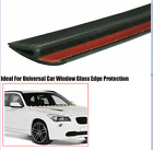 Car Windshield Waterproof Weather Strip Protector Rubber Seal Strip Trim 10fts