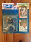 Roger Clemens Action Figure And Baseball Card Package 1993 Boston Red Sox