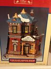 2003 LEMAX  Caddington Village West End Depot Lighted  In Original Box