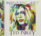 MODERN ART FEAT. TED POLEY + 1 JAPAN CD Danger Danger Degreed Tokyo Motor Fist