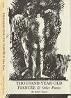 Robert Sward Thousand Year Old Fiancee  Other Poems Signed First Edition