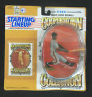 New York Giants WILLIE MAYS Cooperstown 1994 Figure & Trading Card