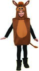 Cute Camel Child Costume Hooded Tunic Nativity Manger Scene Animal Boys Girls