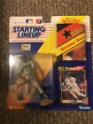 1992 STARTING LINEUP - SLU - MLB - GEORGE BELL - CHICAGO CUBS